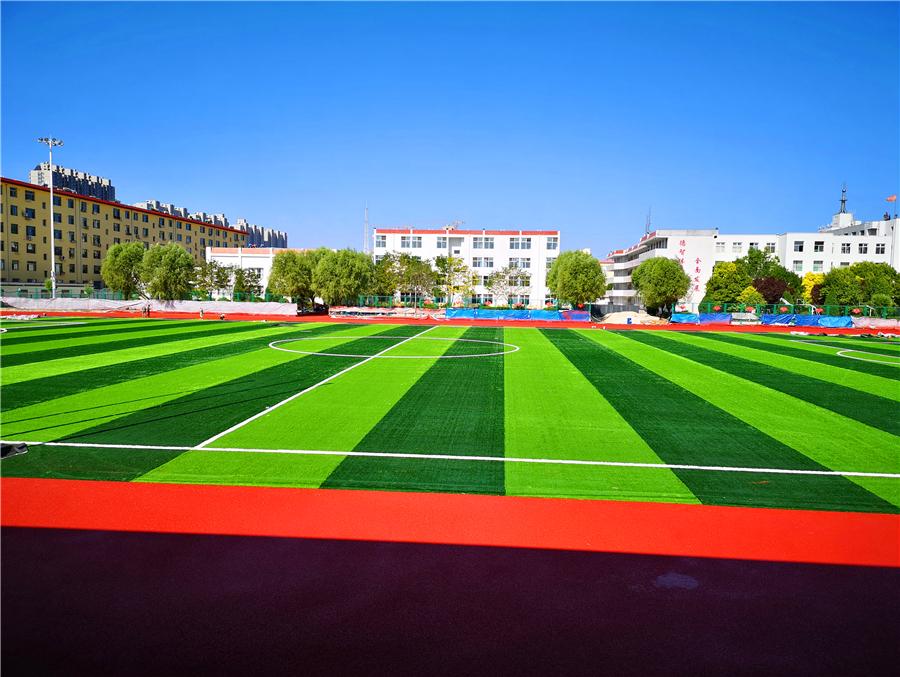 山西忻州市第二中学